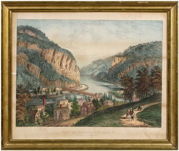 31: Currier & Ives print,