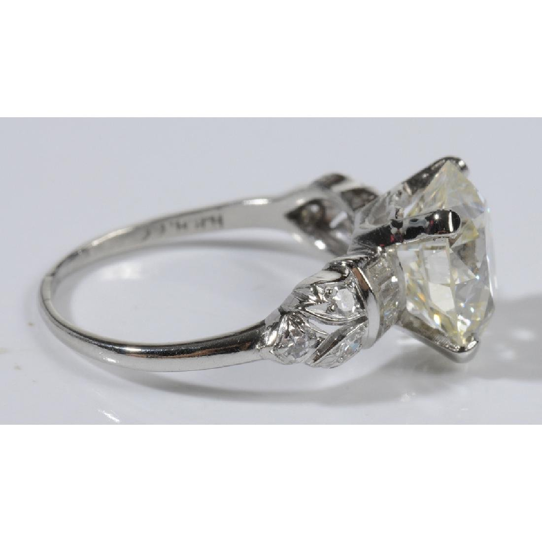 Platinum & Diamond Ring* - 4