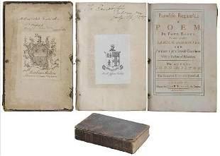 Thomas Jefferson's copy Milton