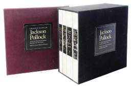 Jackson Pollock Catalogue Raisonne
