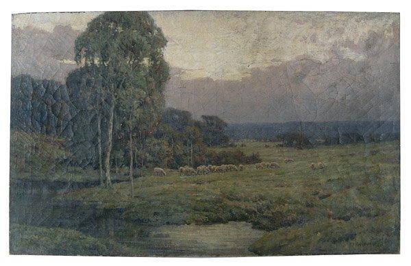 20: Landscape by Frank P. Freyburg