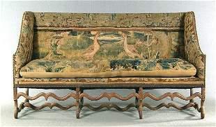 18th century Continental sofa,