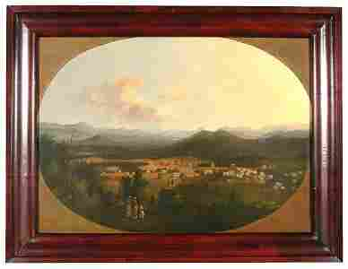 50: R.S. Duncanson view of Asheville,