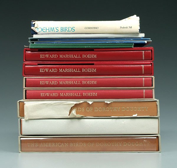 2: Eight Boehm and Doughty books: