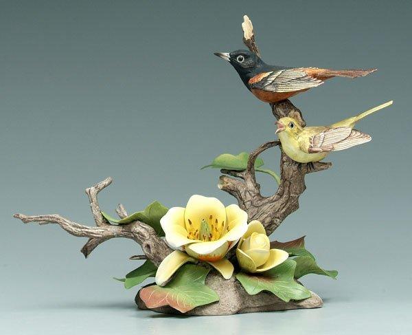 4: Boehm bird group: