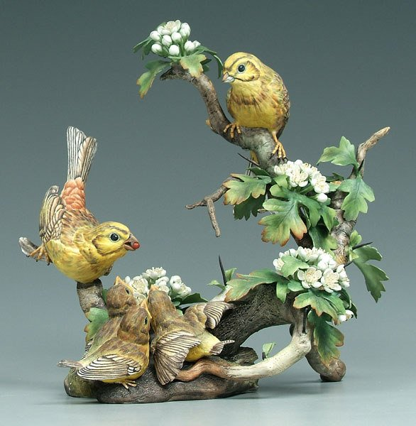13: Boehm bird group