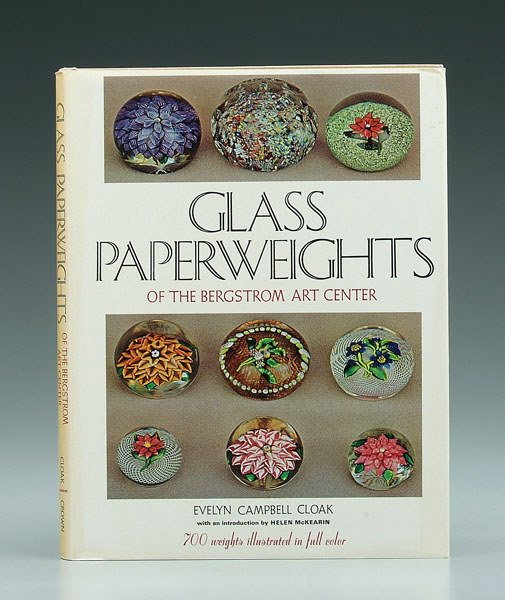 757: Paperweight book,