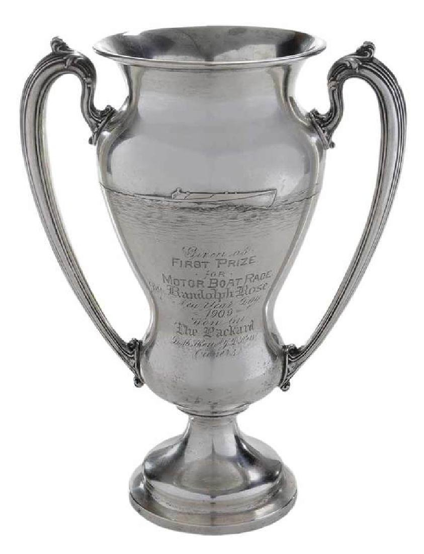 Motor Boat Race Sterling Trophy