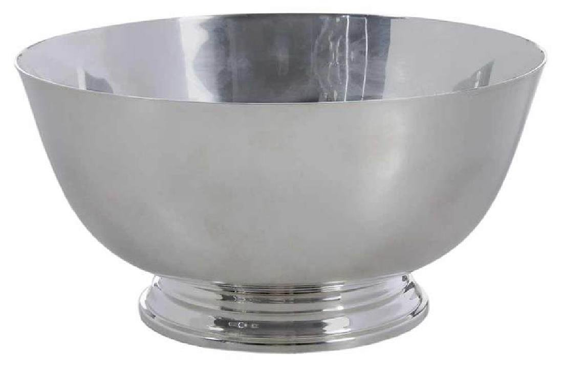 Revere Style Sterling Bowl