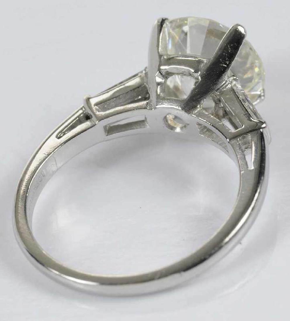 Platinum & Diamond Ring - 13
