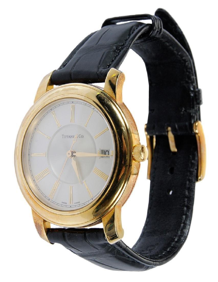 18kt. Tiffany Chronometer Watch