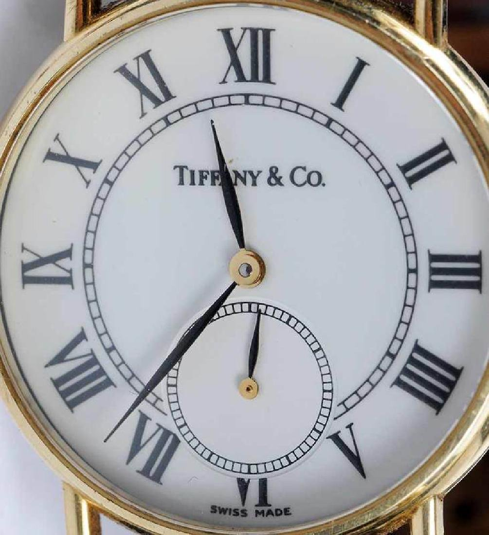 Tiffany & Co. 14kt. Watch - 2