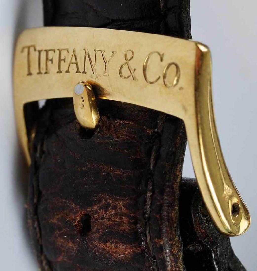 Tiffany & Co. 14kt. Watch - 4