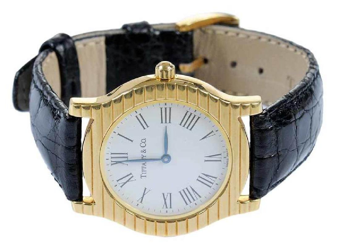 Tiffany & Co. 18kt. Watch