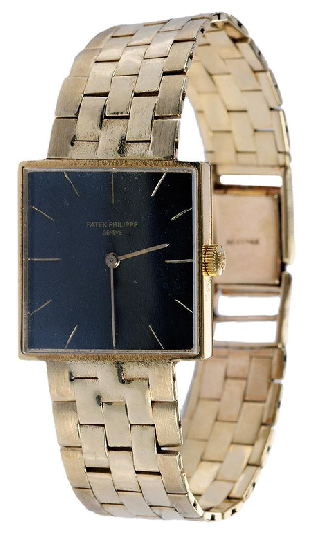 Gold Patek Philippe Watch