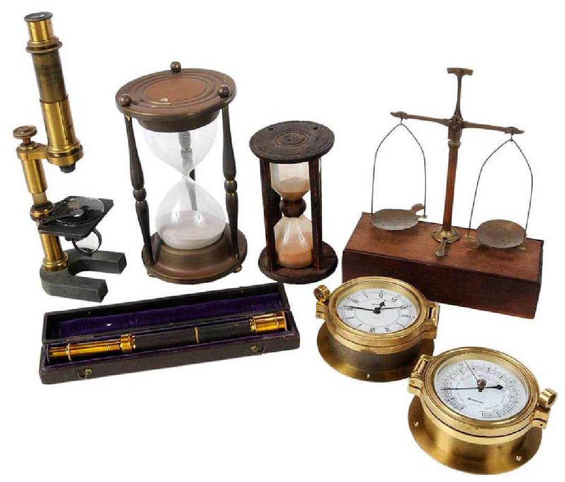 Six Scientific Instruments