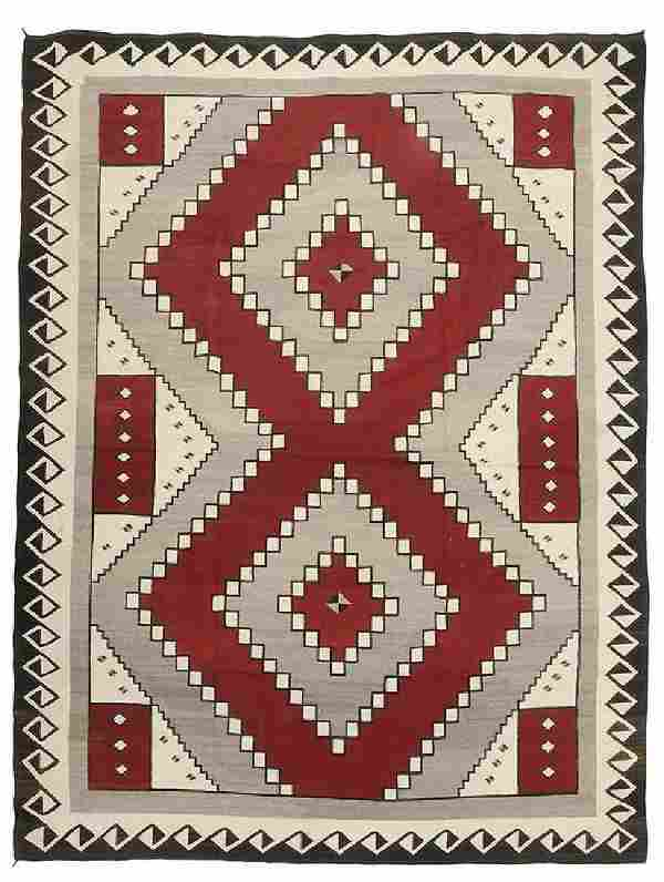 Room Sized Navajo Rug