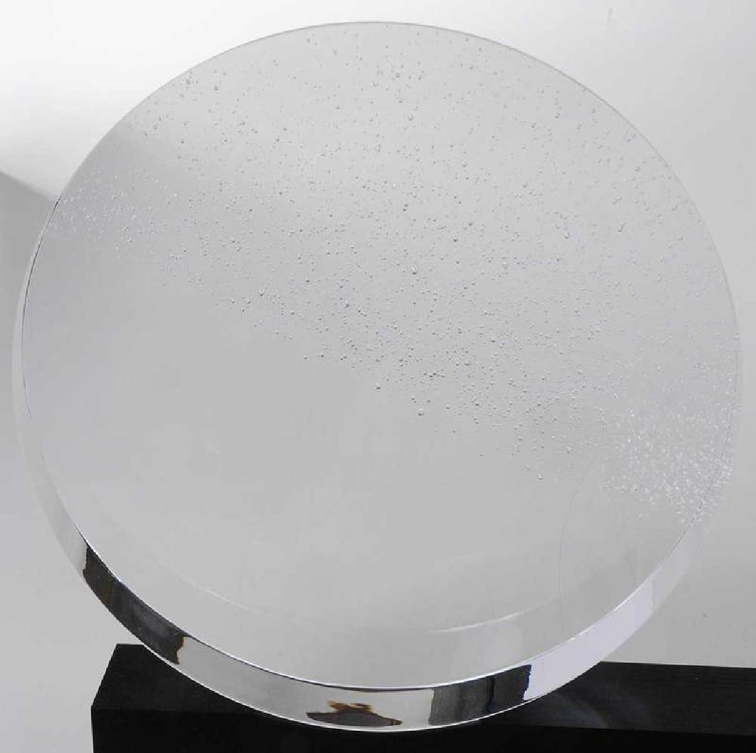 Steuben Glass Sculpture - 4