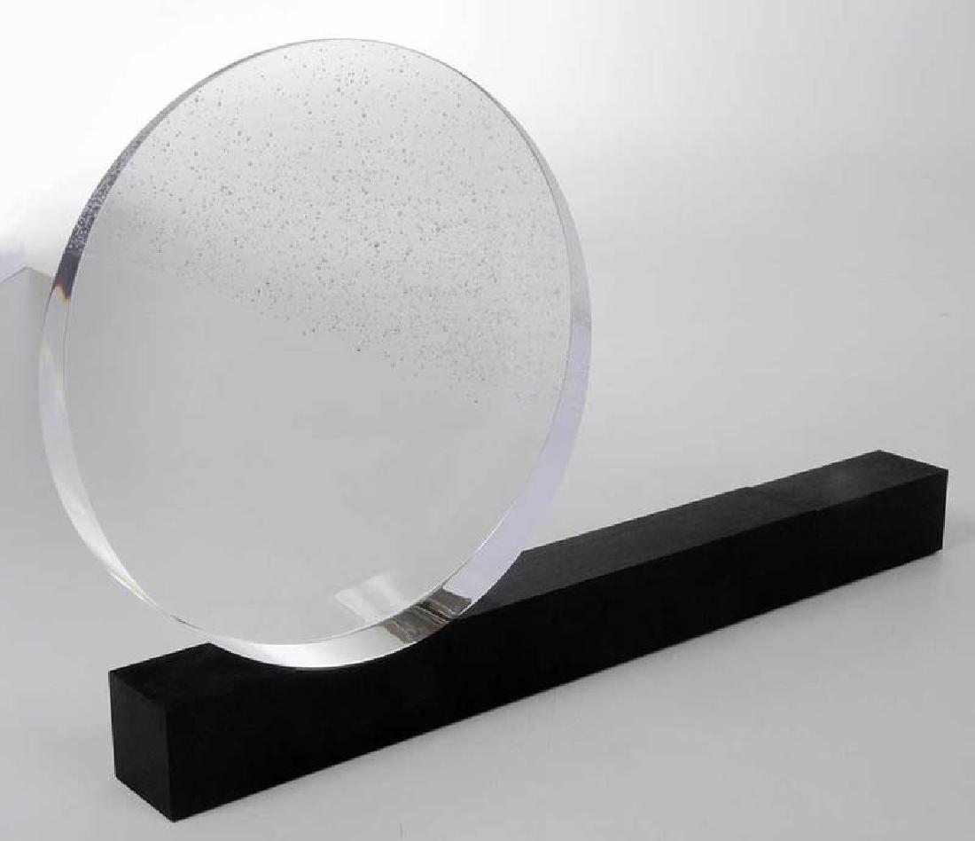 Steuben Glass Sculpture - 5