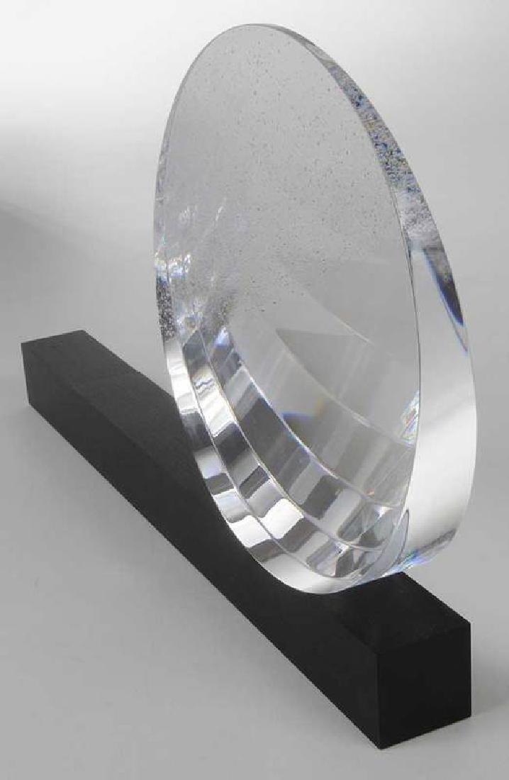 Steuben Glass Sculpture - 7