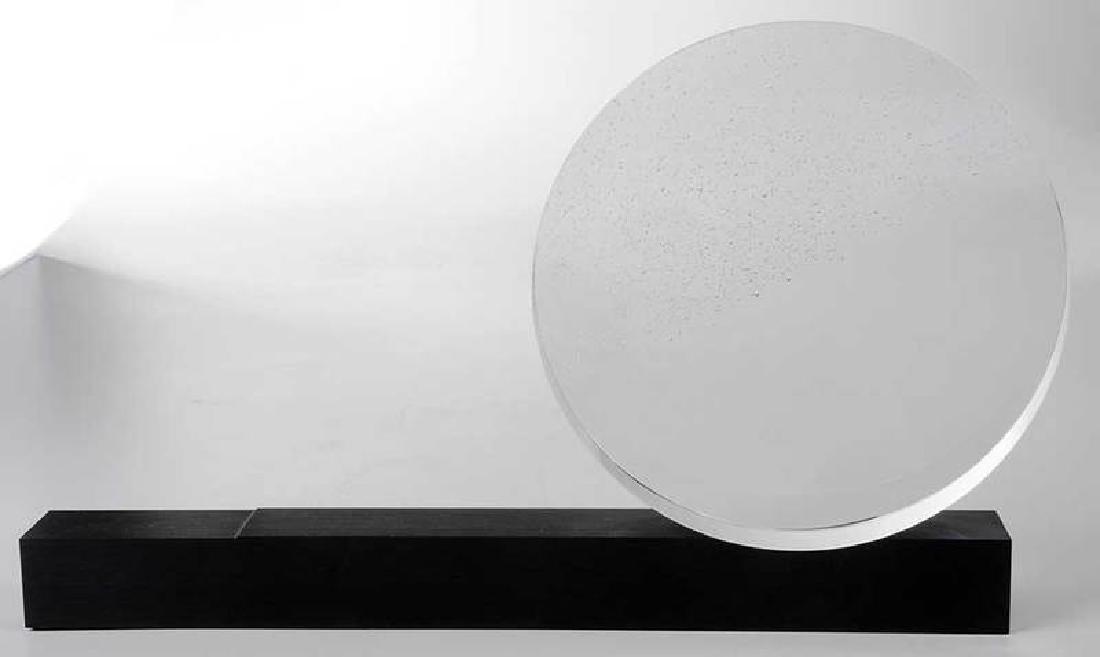 Steuben Glass Sculpture - 8