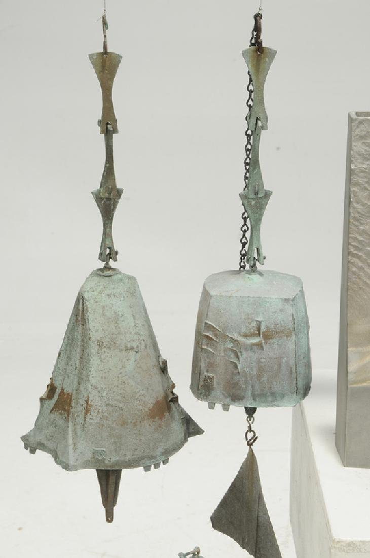 Ten Metal Objects/Vase and Bells - 2