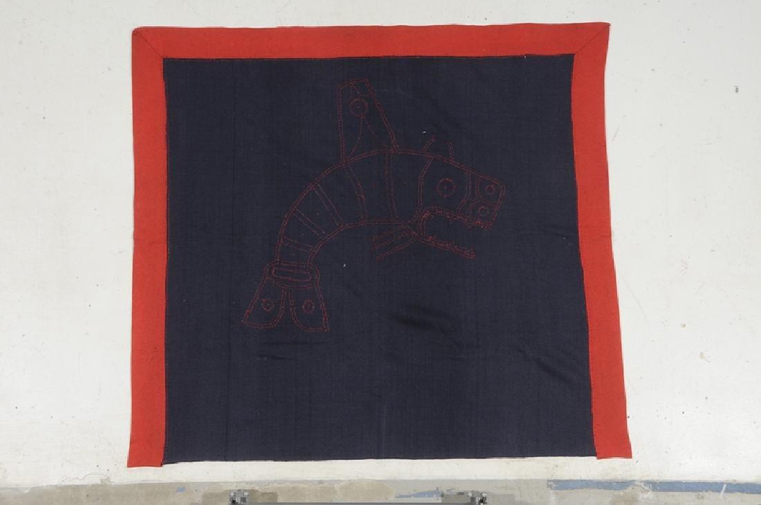 Tlingit Button Blanket - 4