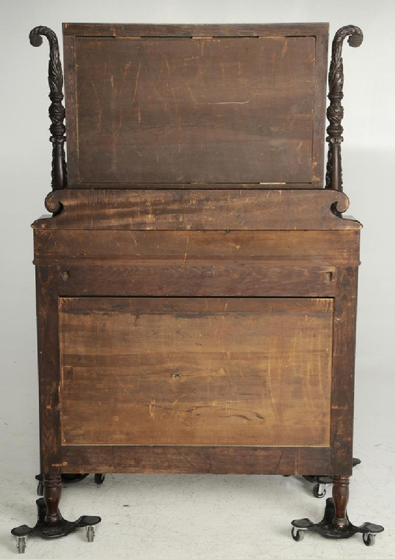 American Late Federal Carved MahoganyDresser - 8