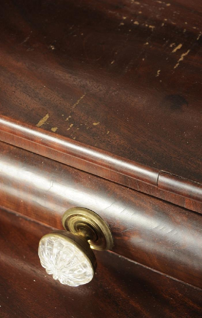 American Late Federal Carved MahoganyDresser - 9
