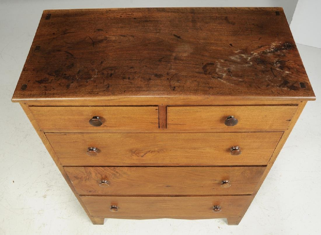 Southern Federal Five Drawer Chest - 4