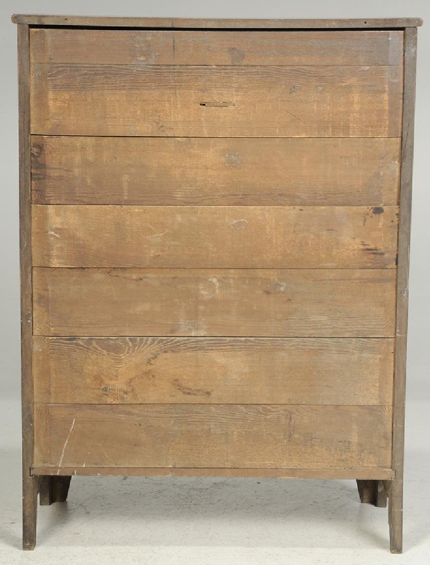 Southern Federal Five Drawer Chest - 5