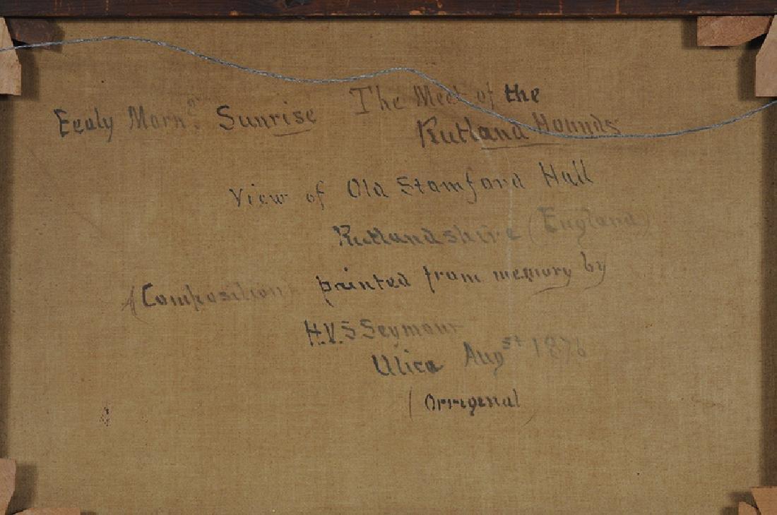 H.V.S. Seymour - 4