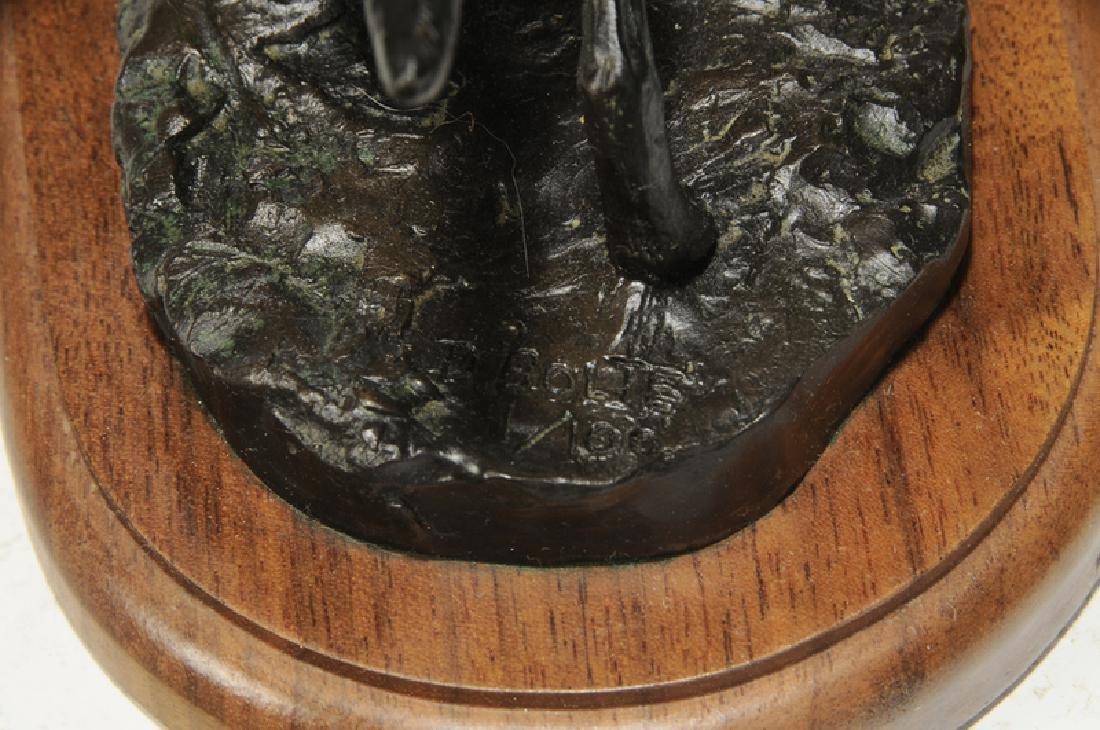 Three Dog Sculptures - 4