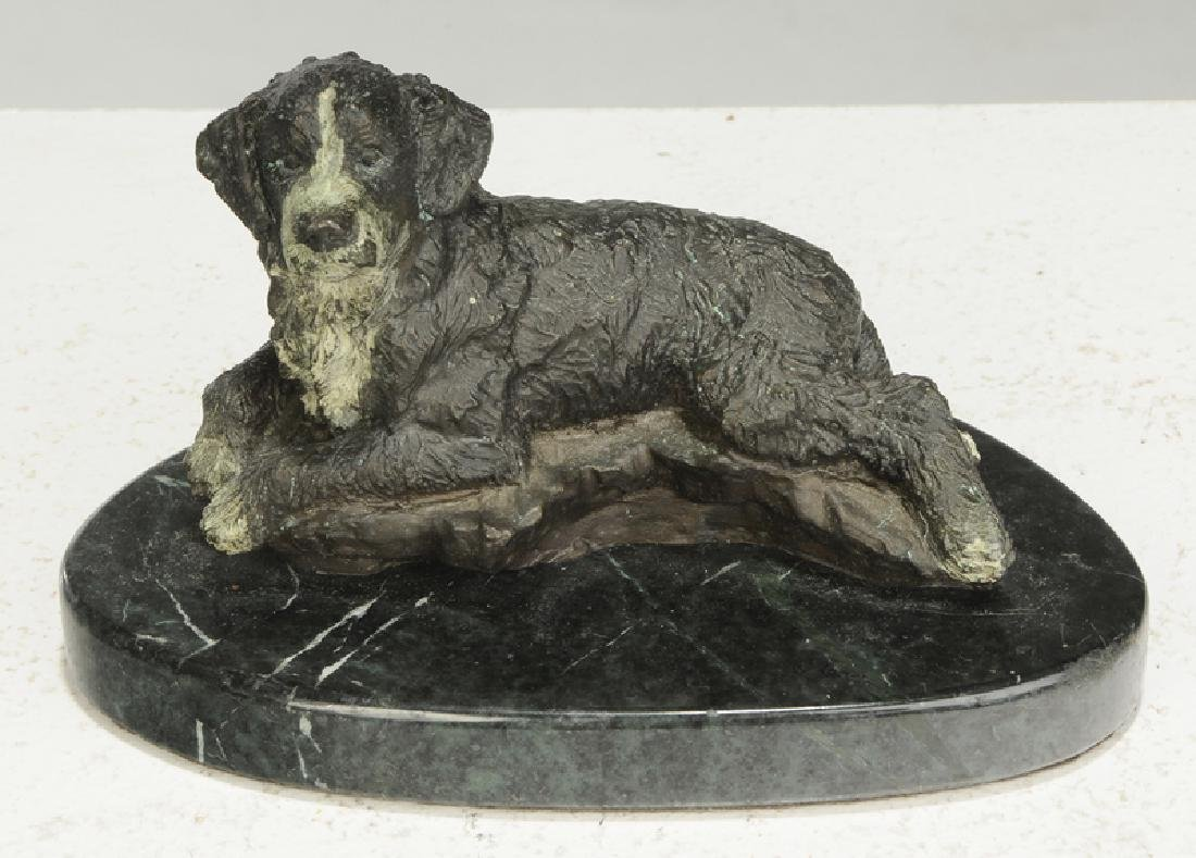 Three Dog Sculptures - 5