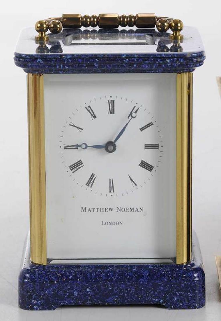 Four Modern Carriage Clocks - 2