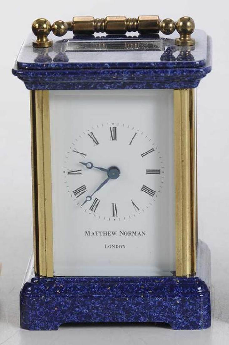 Four Modern Carriage Clocks - 4