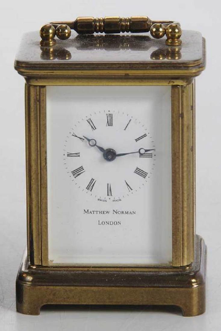 Four Modern Carriage Clocks - 5