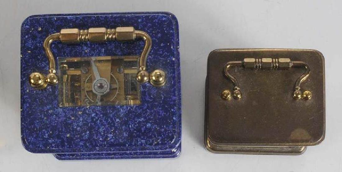 Four Modern Carriage Clocks - 7