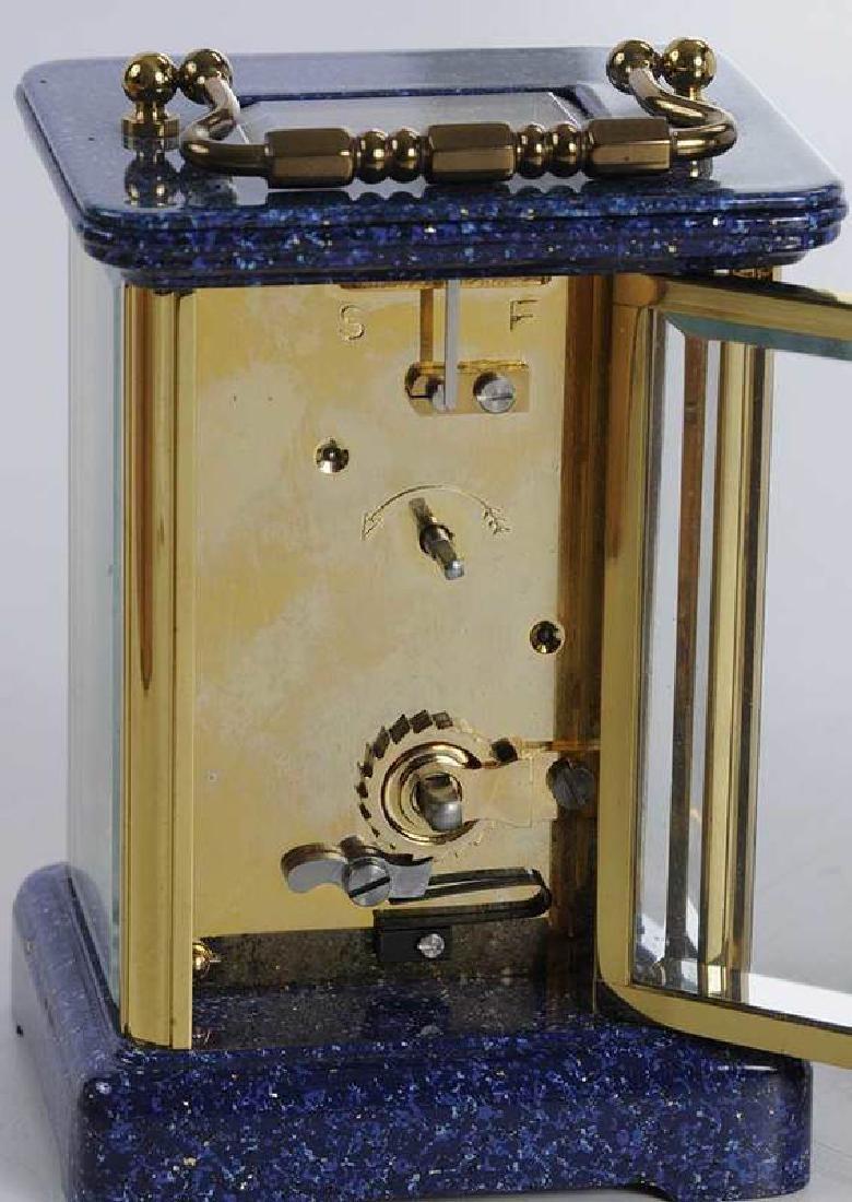Four Modern Carriage Clocks - 9