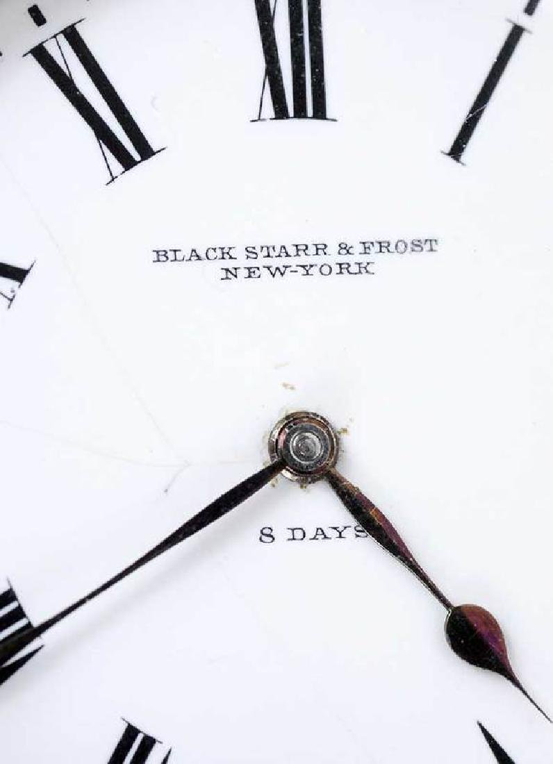 Three Silver Clocks - 6