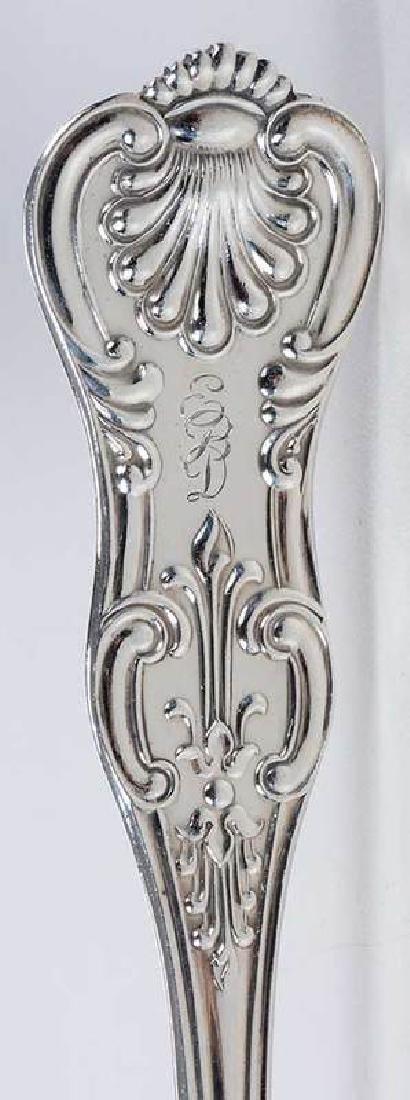 King StylePattern Silver Flatware, 103 pieces - 7