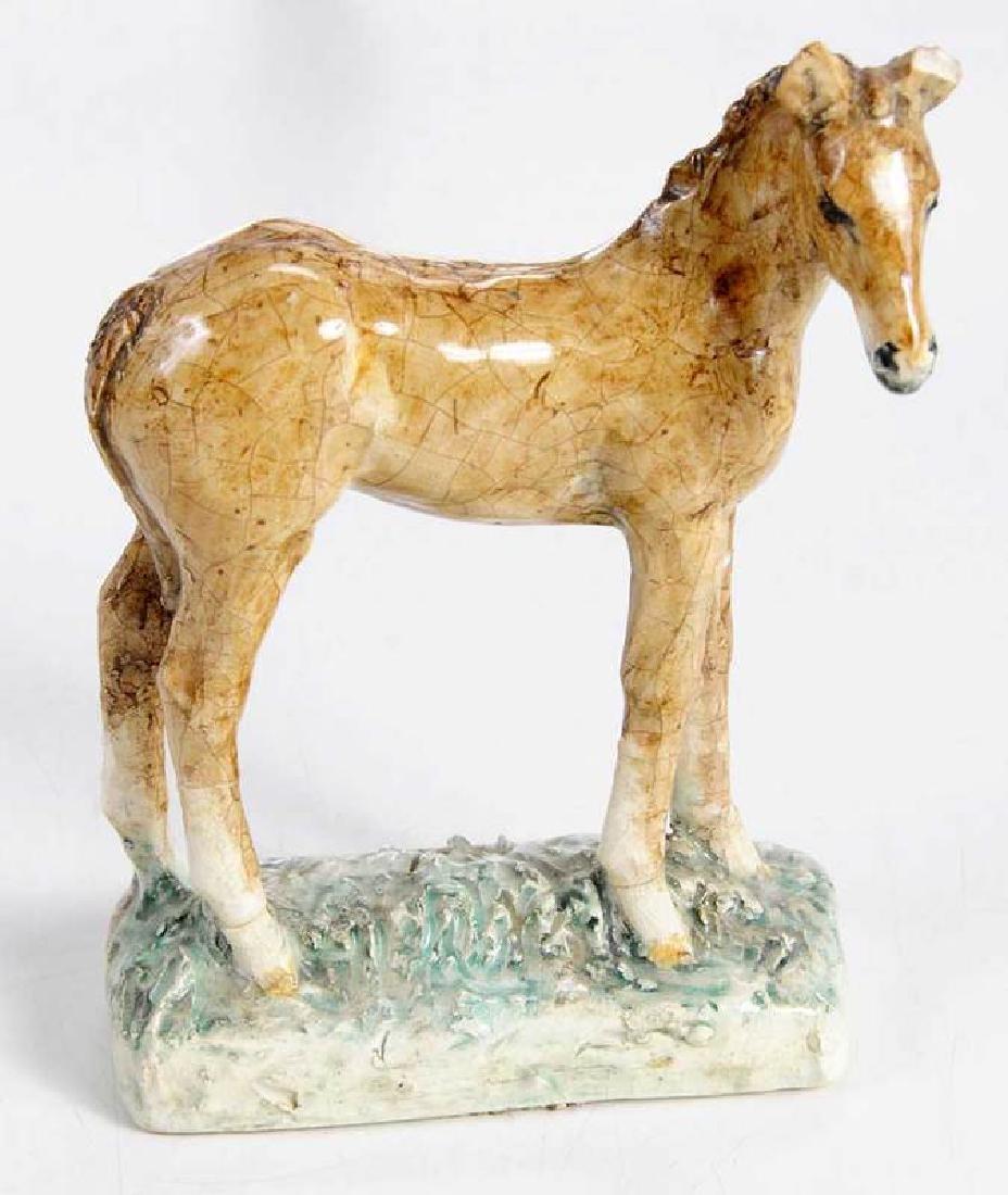 Six Porcelain Animal Figures - 6