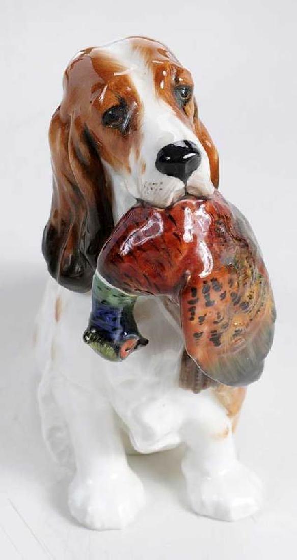 Six Porcelain Animal Figures - 8