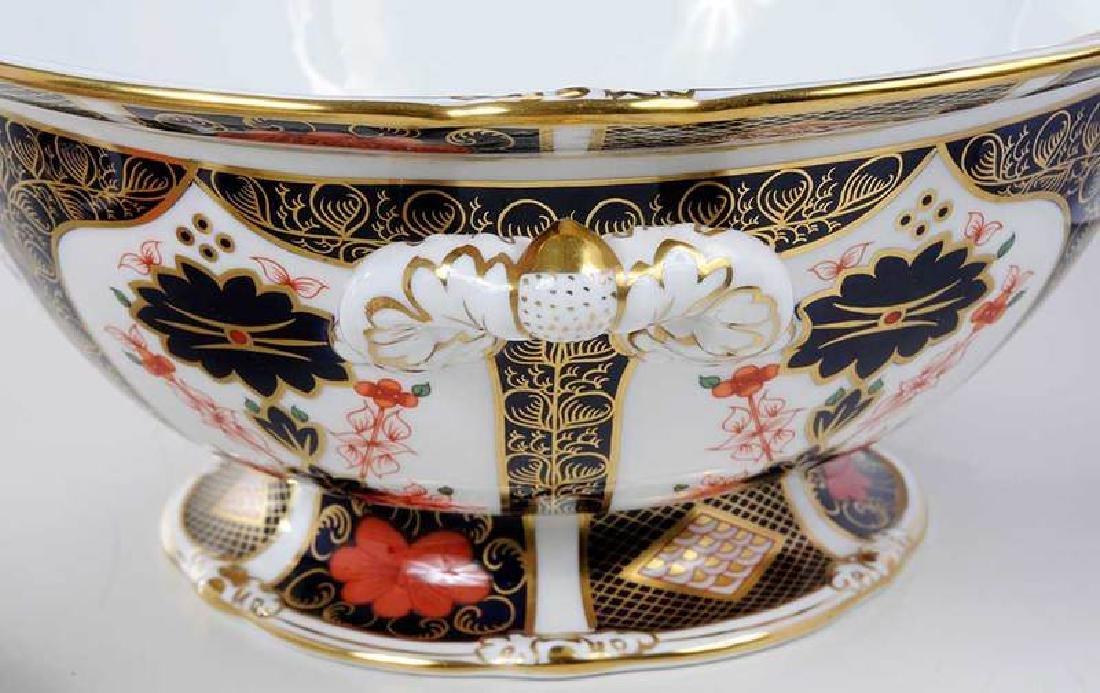 Royal Crown Derby Tureen - 9