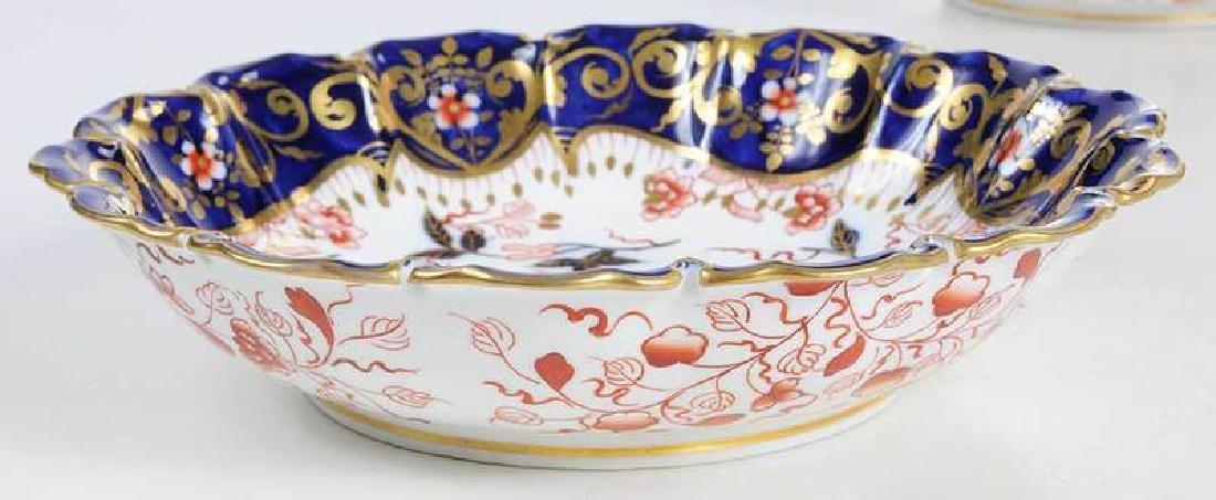 16 Pieces of British Imari Style Porcelain - 5