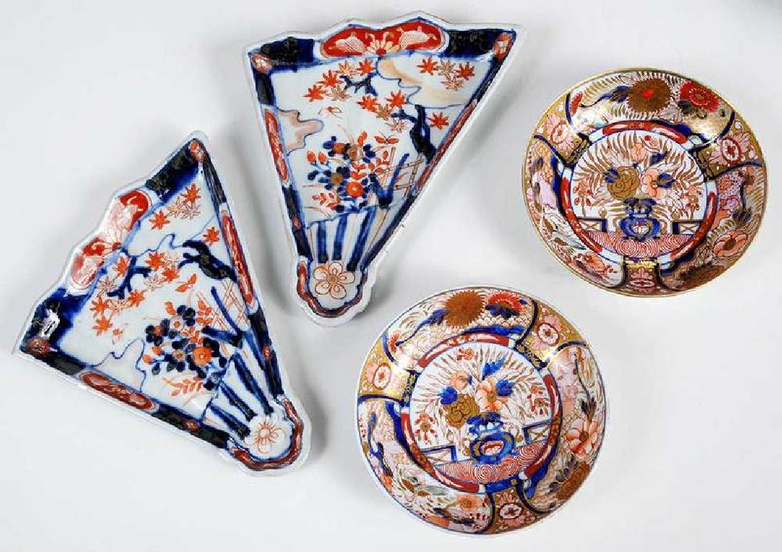 14 Pieces of Imari Porcelain - 2
