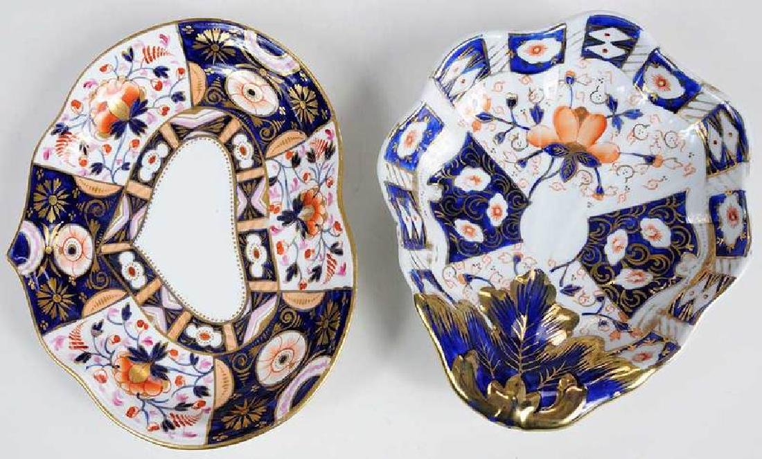 14 Pieces of Imari Porcelain - 3