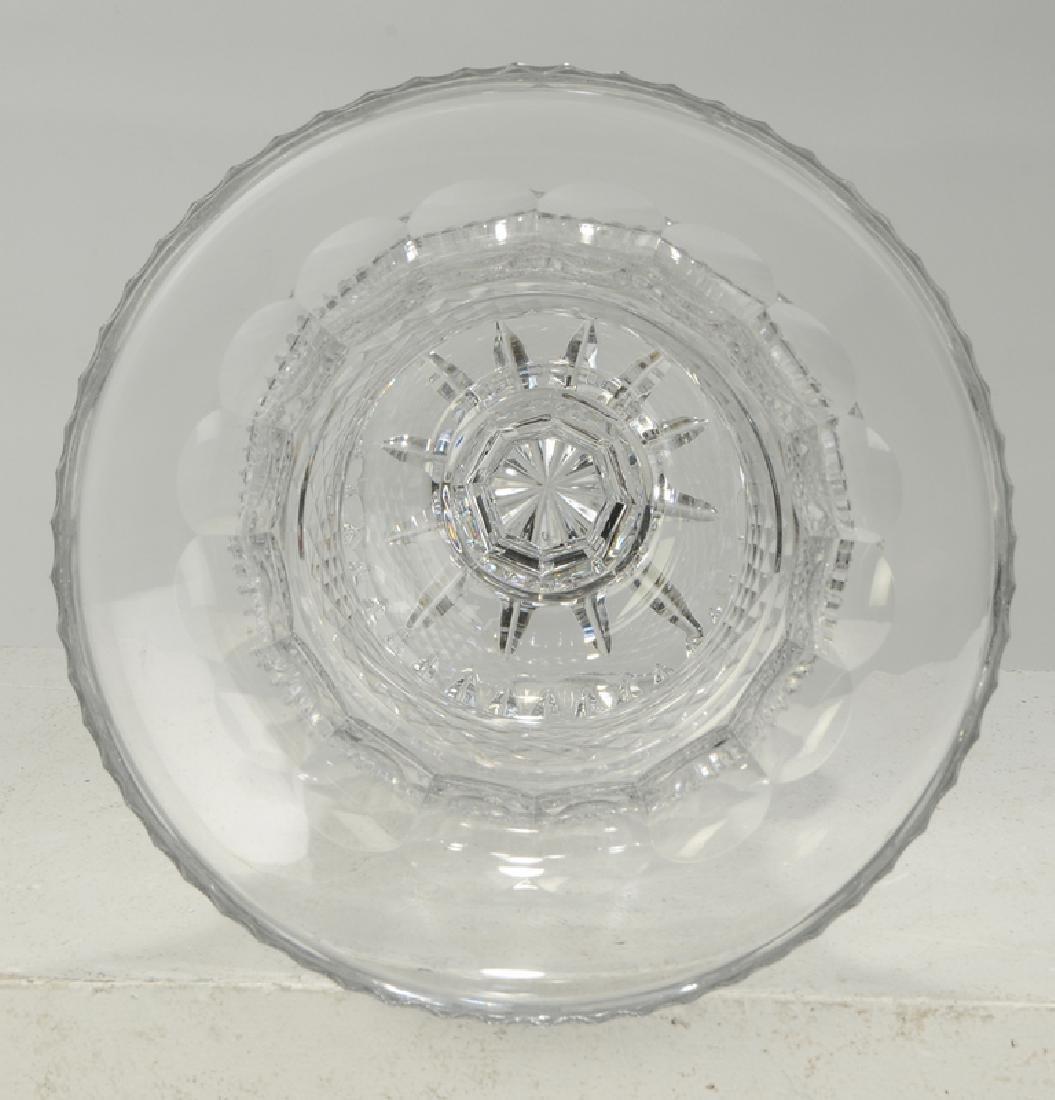 Monumental William Yeoward Cut Glass Urn - 2
