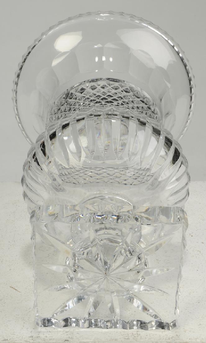 Monumental William Yeoward Cut Glass Urn - 3