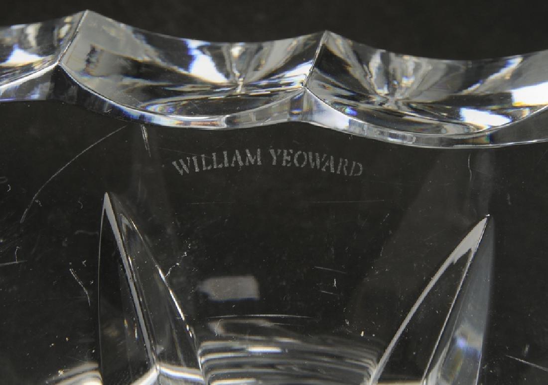 Monumental William Yeoward Cut Glass Urn - 4